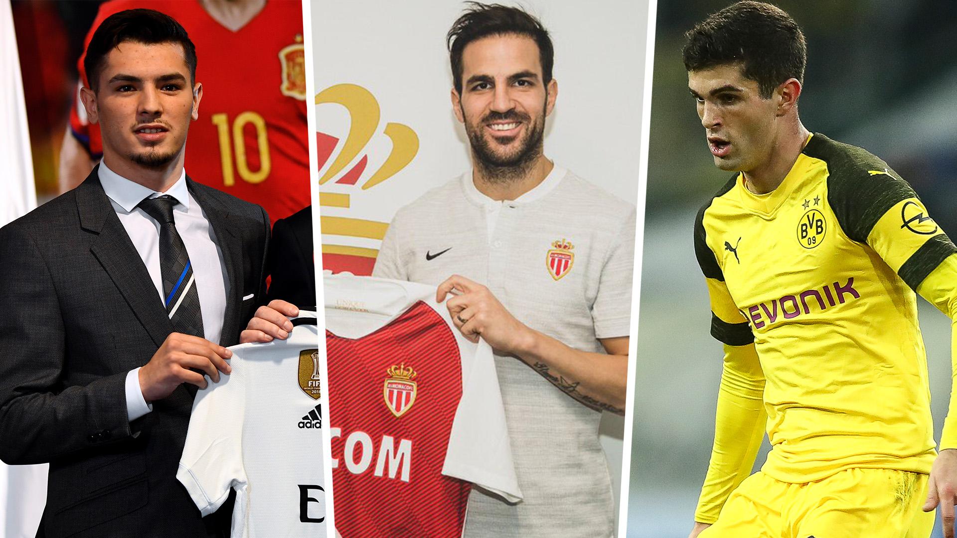 english premier league transfer done deals