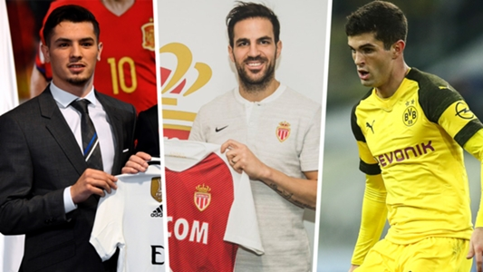 Completed Premier League 2018 19 Summer Transfers January Deals
