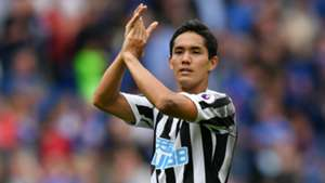Yoshinori Muto Newcastle 2018-19
