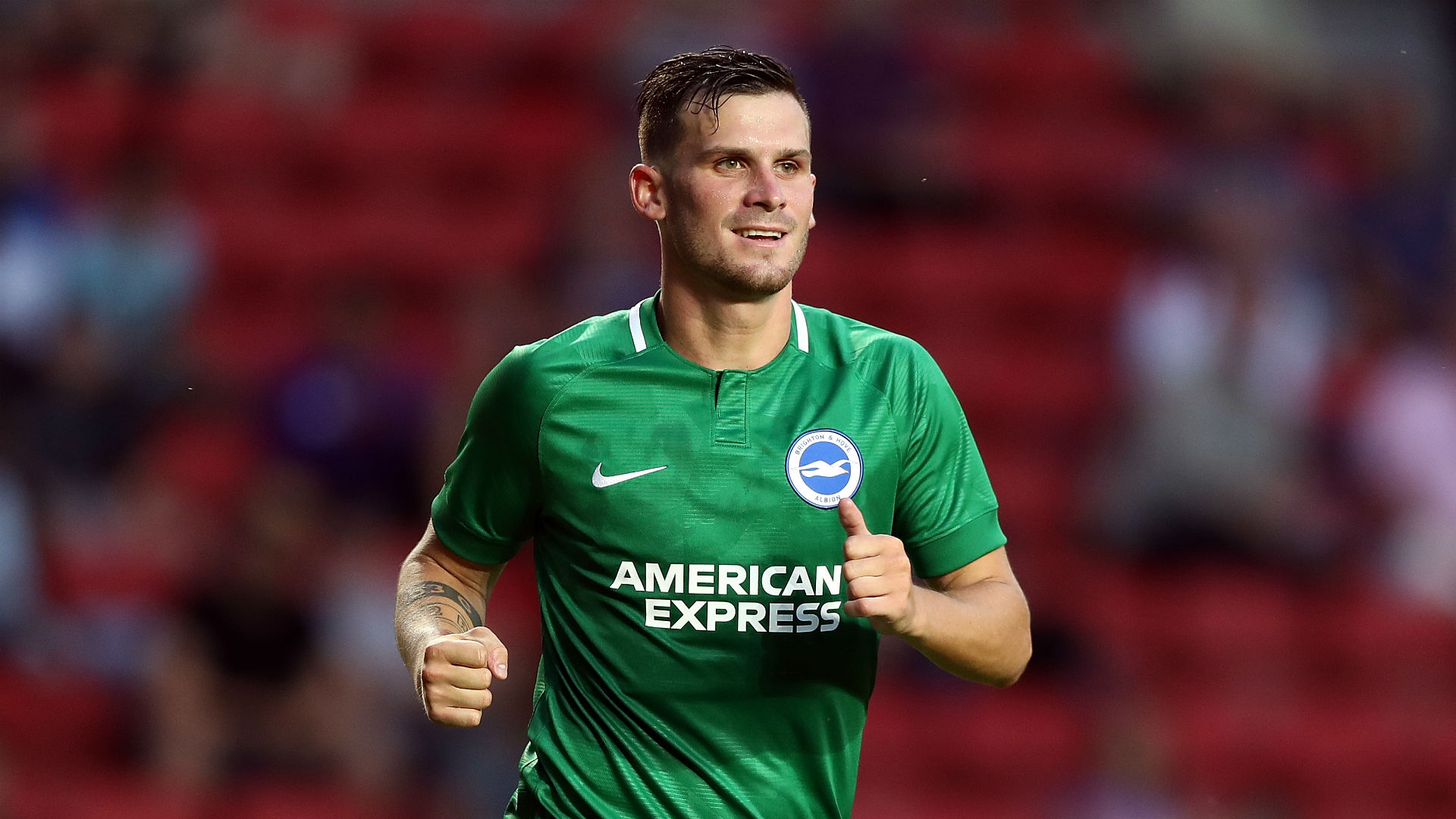 Pascal Gross Brighton 18-19