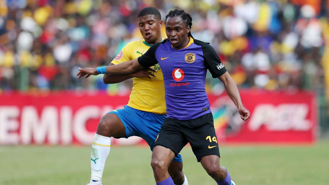 Lyle Lakay, Sundowns & Siphiwe Tshabalala, Kaizer Chiefs, August 2018