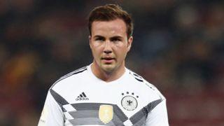 Mario Gotze Germany National Team
