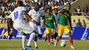 Sierra Leone v Ethiopia.
