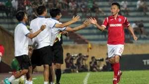 Nam Định Than Quảng Ninh Vòng 14 V.League 2018