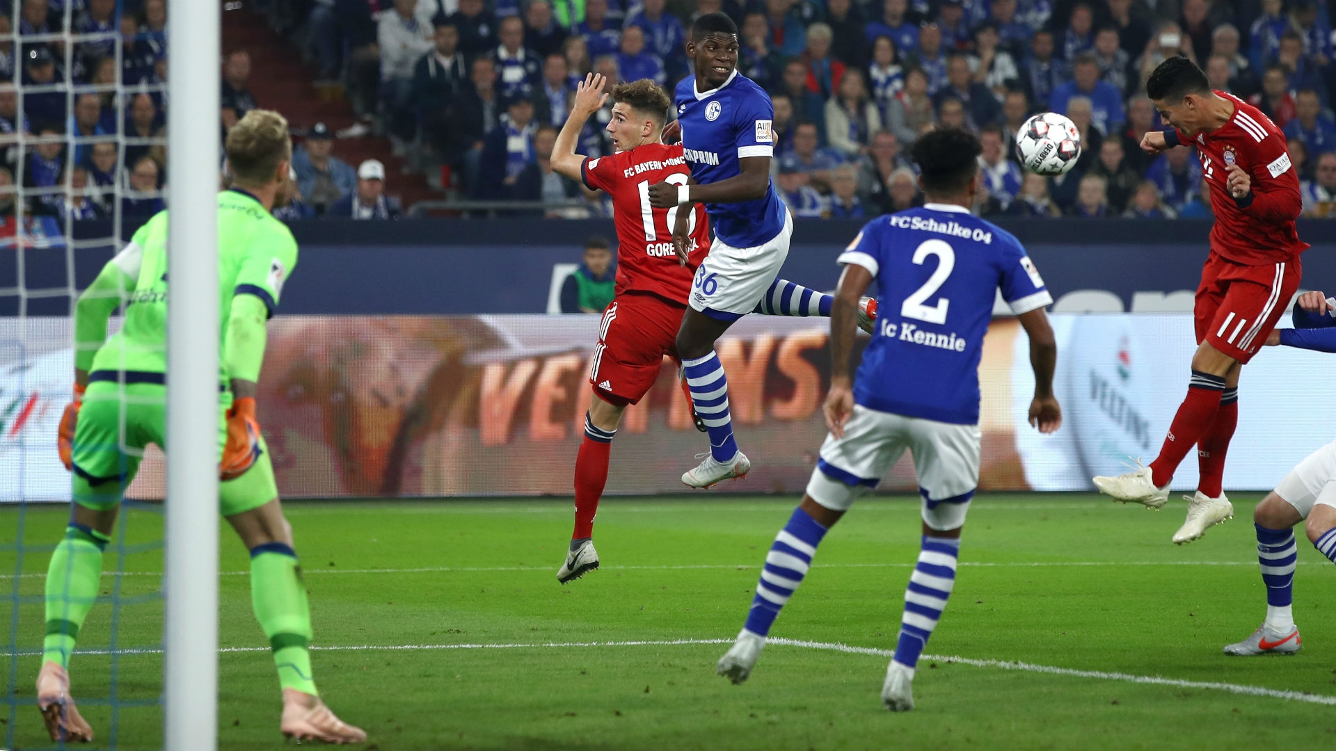 Schalke Bayern Live