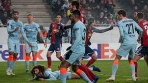 MOL Vidi FC Chelsea Ampadu own goal