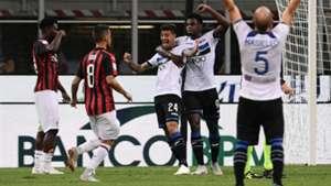Emiliano Rigoni Milan Atalanta Serie A