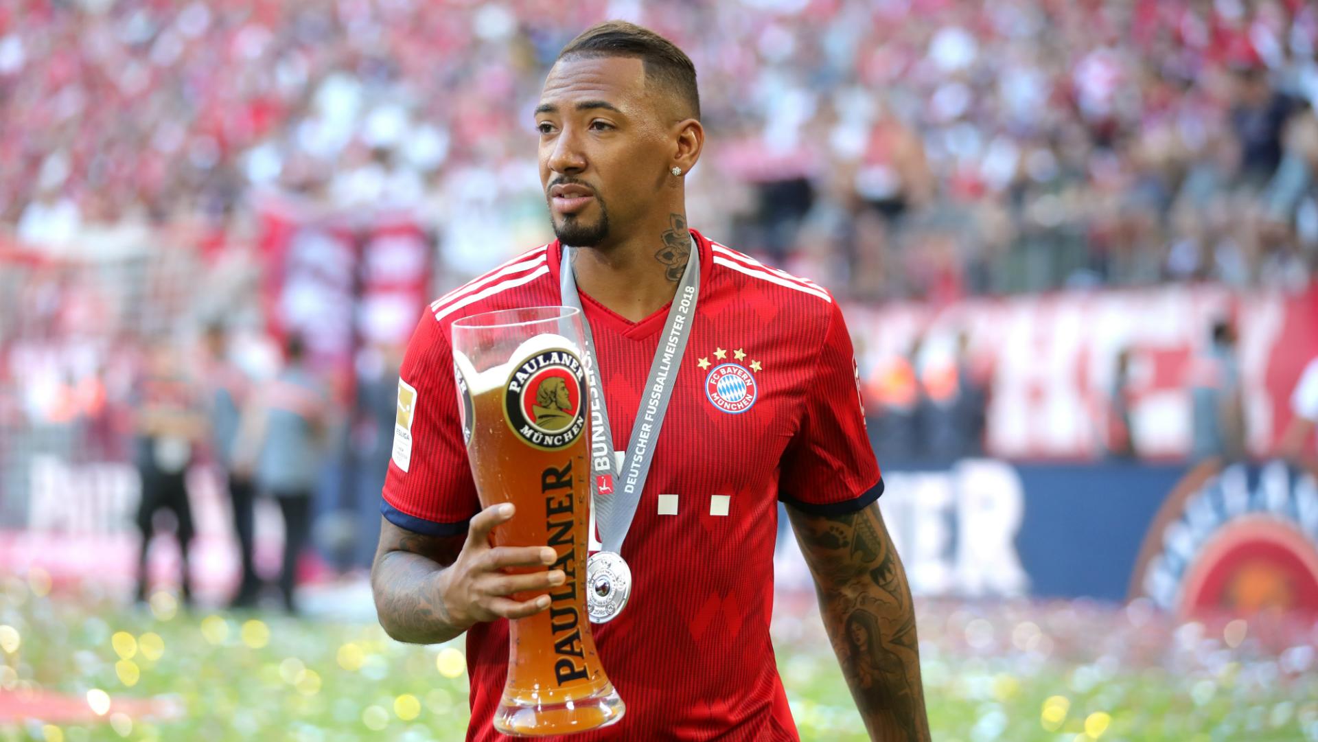 Jerome Boateng Bayern München 12052018