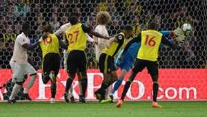De Gea's last minute save against Watford