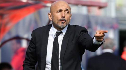 Luciano Spalletti Roma
