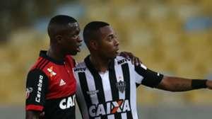 Vinicius Jr Robinho Flamengo Atletico MG