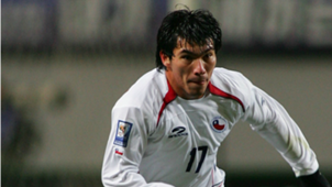 Gary Medel 2008 Corea del Sur