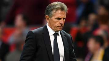 Claude Puel Leicester City Premier League 2018