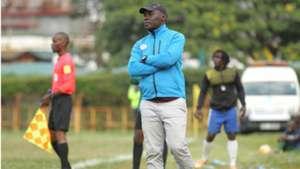 John Baraza of Sofapaka coach.