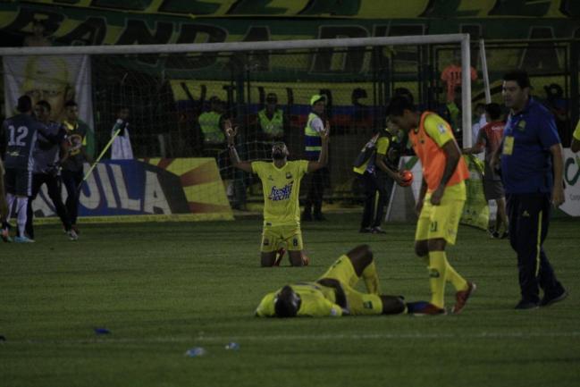 Atlético Bucaramanga clasifica por primera vez a Playoffs