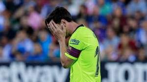 Lionel Messi Barcelona 26092018