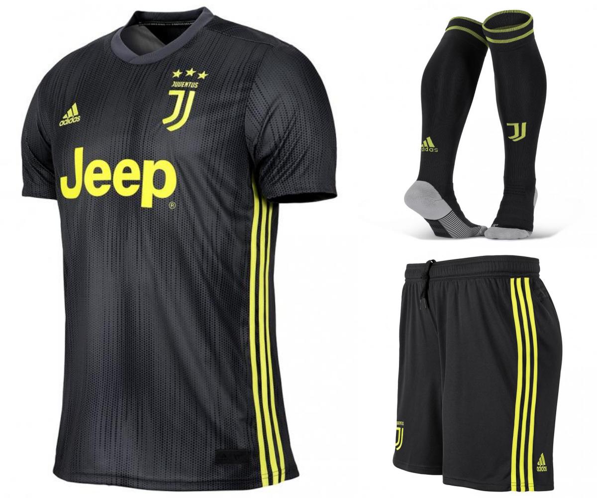 Las camisetas de la Juventus de Cristiano Ronaldo 2018-19  Cómo es ... 5e58fa0b3fb