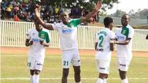 Mathare United v Vihiga United.