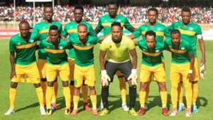 Ethiopia squad v Kenya and Harambee Stars.