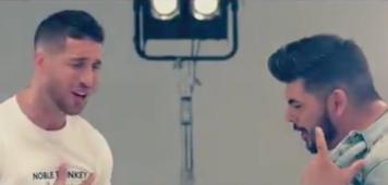 Sergio Ramos canción Mundial