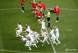 Russia Spain 2