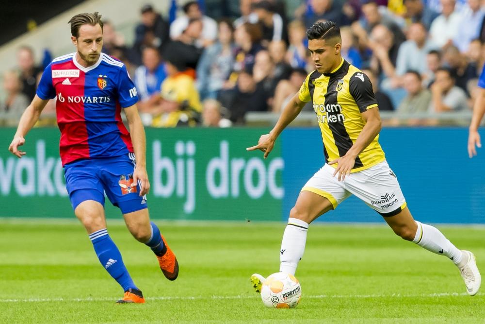Vitesse vs Basel