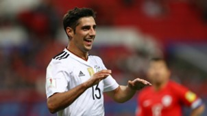 Lars Stindl Germany Chile Confederations Cup
