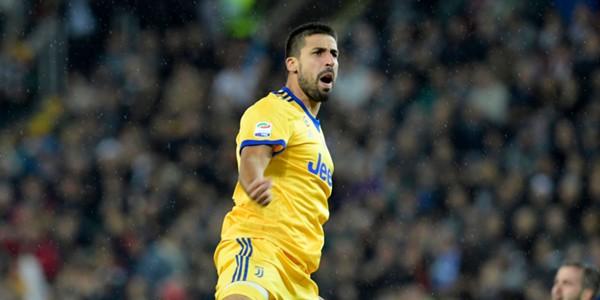Sami Khedira Udinese Juventus Serie A