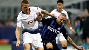 Dier Nainggolan Inter Tottenham Champions League