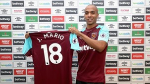 Joao Mario West Ham United