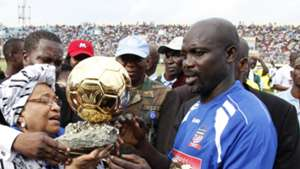 George Weah Ballon d'Or