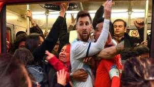 Memes - Messi - Medel