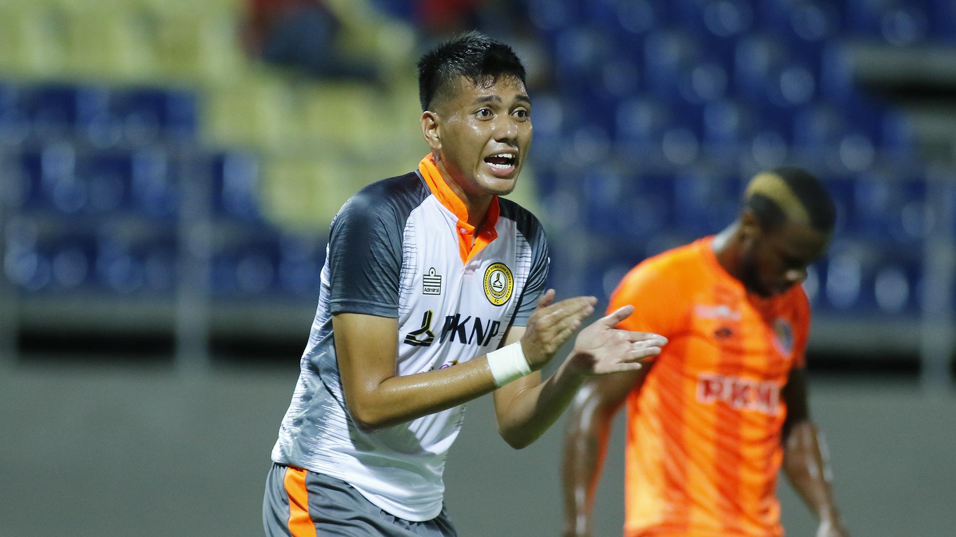 Syazwan Zaipol, PKNP FC v PKNS FC, Malaysia Super League, 25 Jun 2019