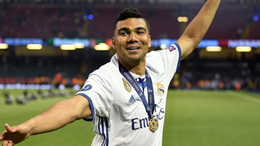 Casemiro Real Madrid Champions League final 03062017