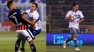Diego Buonanotte y Carlos Espinosa Universidad Católica