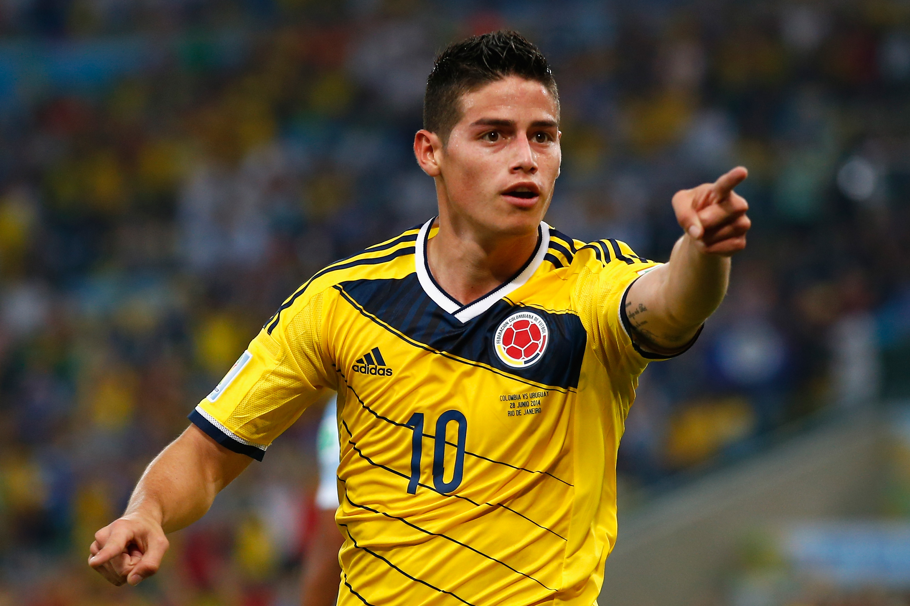 james rodriguez wc 2014