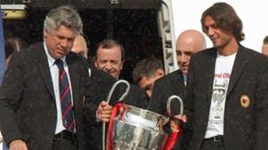 Ancelotti Maldini - Milan