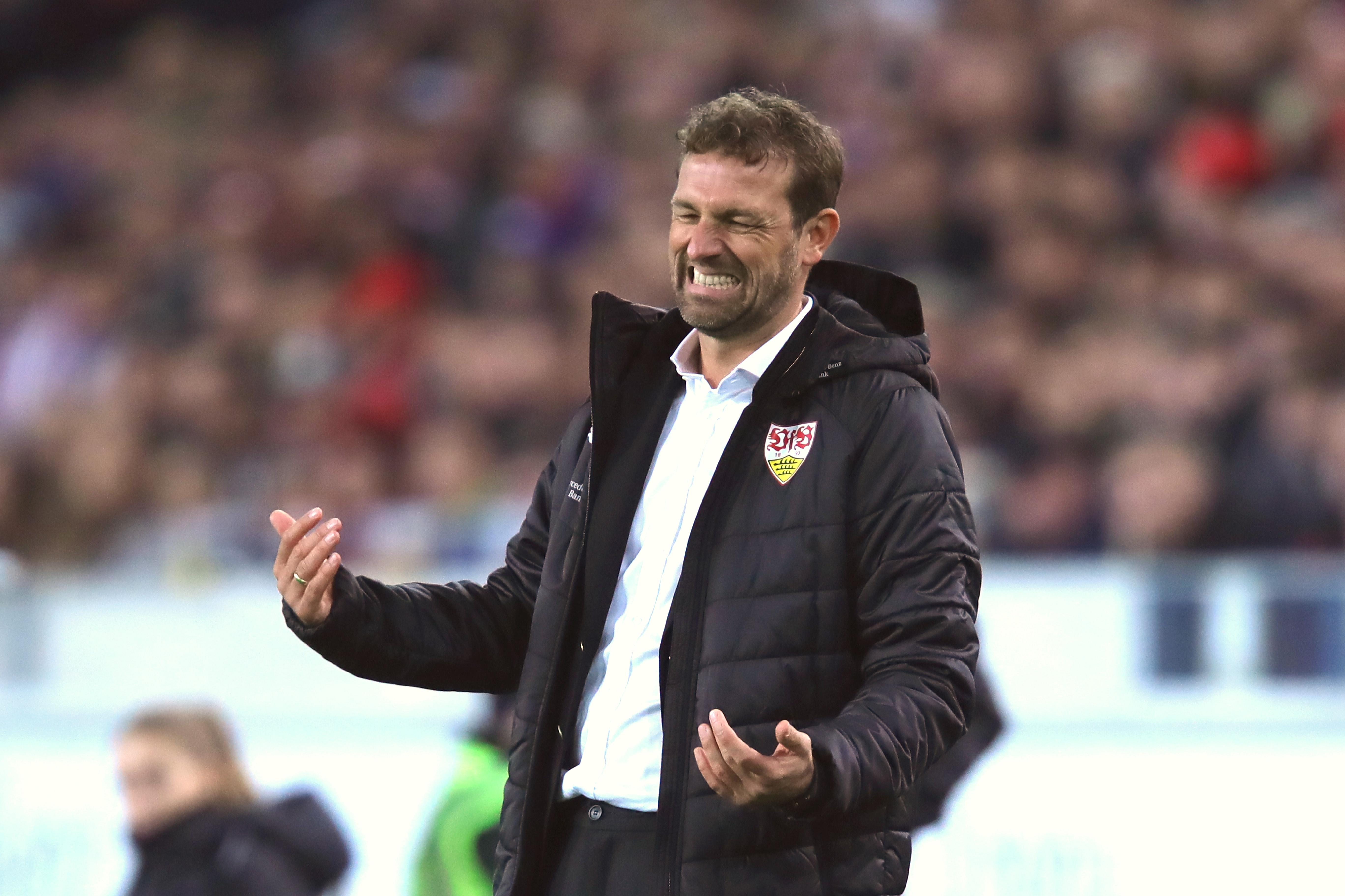 Markus Weinzierl VfB Stuttgart