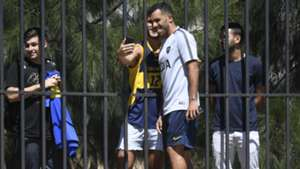 Boca Juniors Carlos Tevez 090118