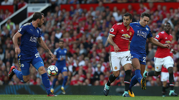 manchester united leicester city 28082017