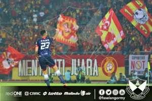Willian Pacheco, Selangor, Malaysia FA Cup, 07042018