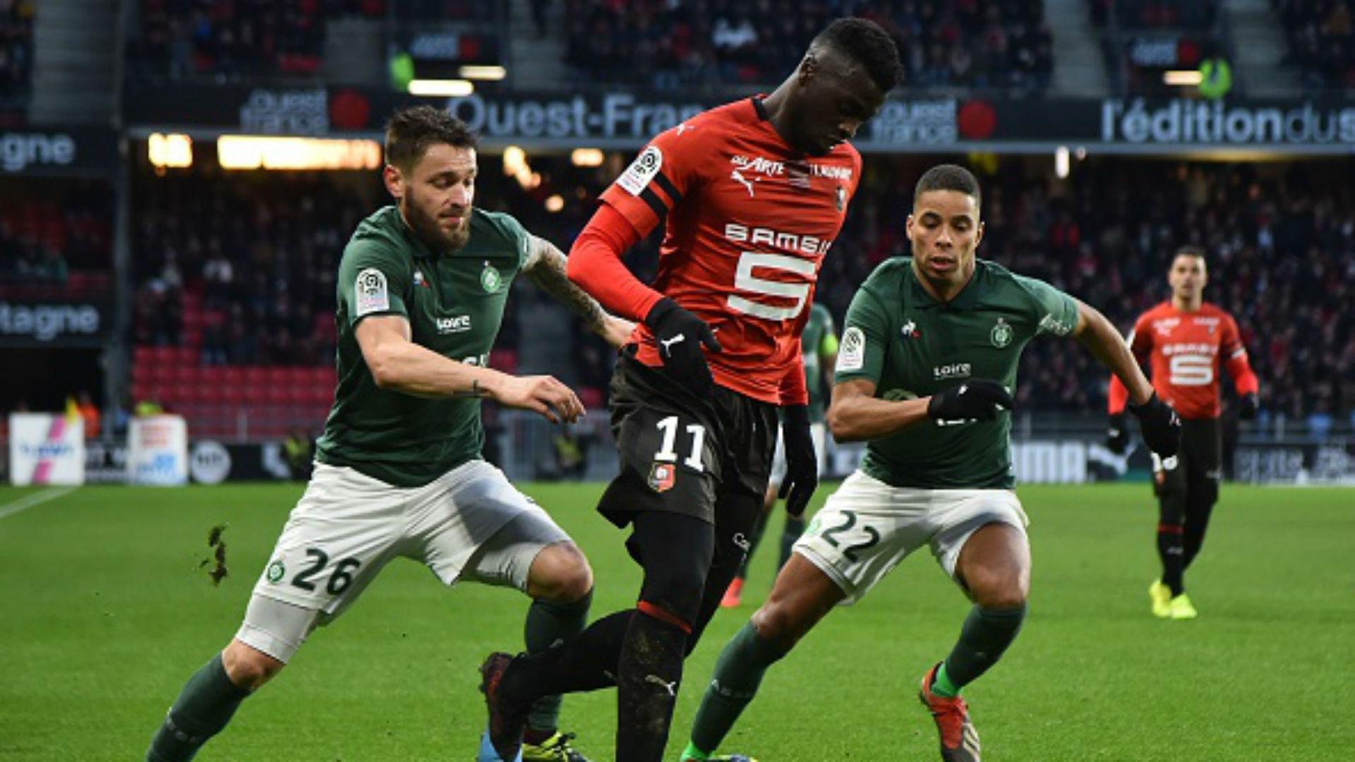 Mbaye Niang Rennes Ligue 1