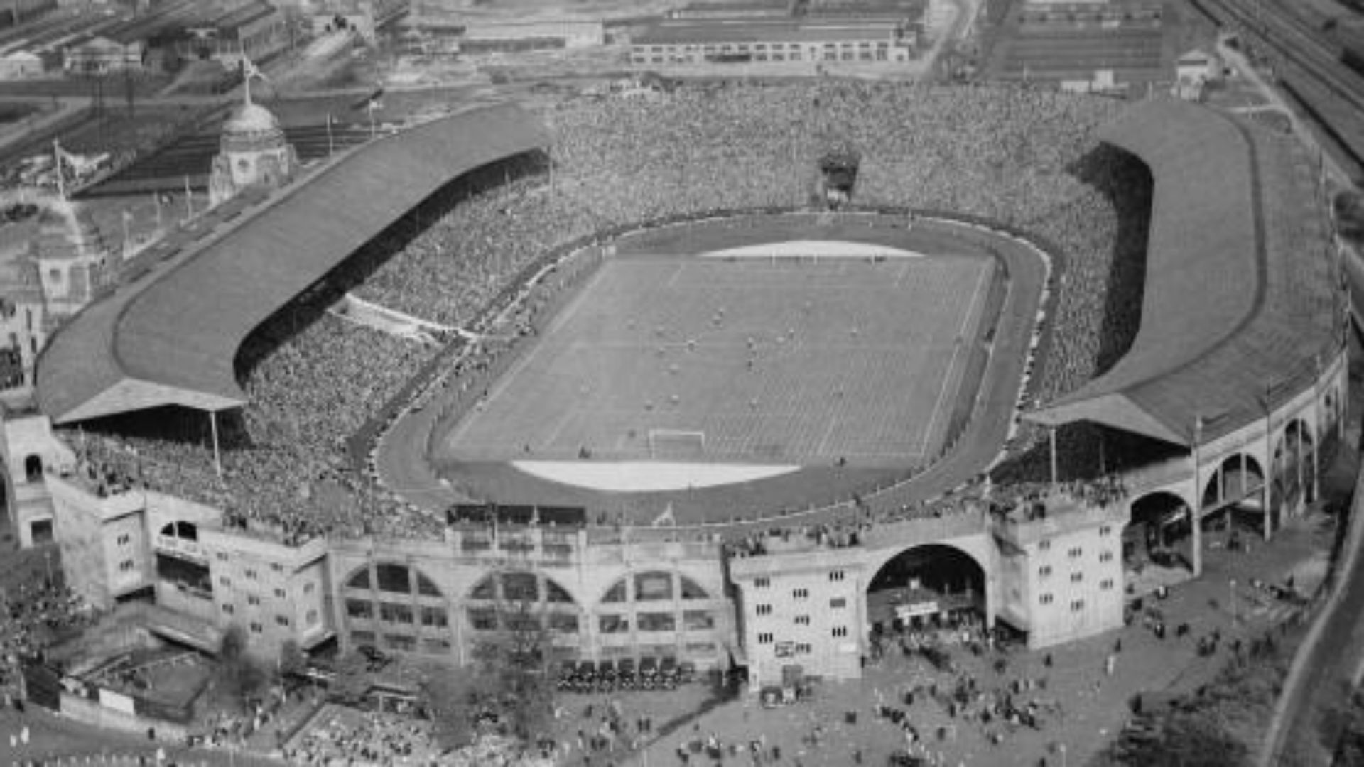 Wembley Stadium 1937