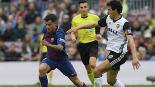 Coutinho Barcelona Valencia LaLiga