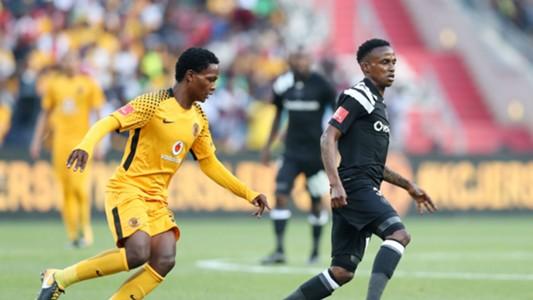Wiseman Meyiwa and Thembinkosi Lorch - Kaizer Chiefs and Orlando Pirates