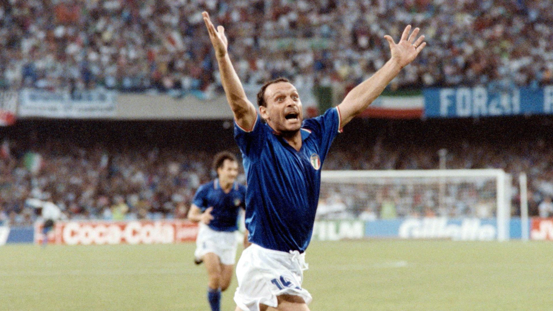 Salvatore Schillaci 1990