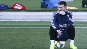 Lionel Messi Argentina 0319