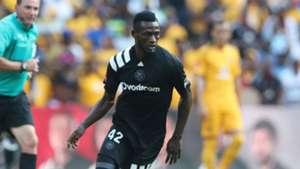 Augustine Mulenga of Orlando Pirates