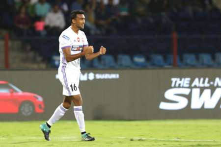 Sarthak Golui Bengaluru FC FC Pune City 2017-18 Indian Super League
