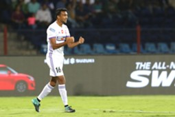Sarthak Golui Bengaluru FC FC Pune City 2017-18 Indian Super League